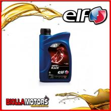 201733 1 LITRO OLIO ELF MOTO 2 RACE SINTETICO