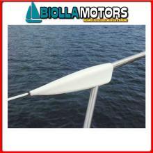 3840054 COPRIDRAGLIE OSD L32 WHITE Copri Draglie Sail Defender