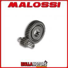 679925 MALOSSI GILERA RUNNER FXR 180 2T LC SECONDARY GEAR HTQ z 14/43 (A PRESSURE-Ø 17)