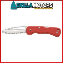 5830708 COLTELLO RESCUE RED Coltello Rescue 697