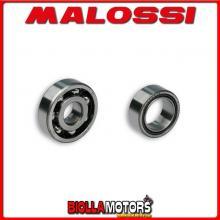 6615670 SERIE CUSCINETTI MALOSSI D. 25 - 17 PER ALBERO MOTORE VESPA PK XL 125 - -