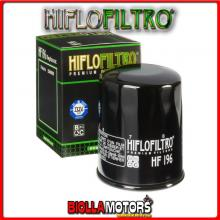 HF196 FILTRO OLIO POLARIS 600 Sportsman 2003- 600CC HIFLO