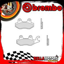 07YA2206 PASTIGLIE FRENO ANTERIORE BREMBO BOMBARDIER-CAN AM COMMANDER LEFT/REAR 2011- 800CC [06 - ROAD CARBON CERAMIC]