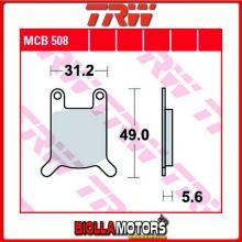 MCB508 PASTIGLIE FRENO ANTERIORE TRW Hercules KX 50 - [ORGANICA- ]