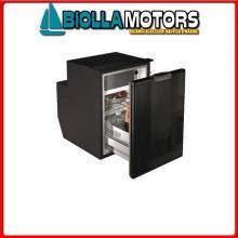 1544351 FRIGO VF C51DW SILVER A CASSETTO Frigoriferi VF a Cassetto Compressore Interno