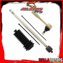 51-1060-R KIT TIRANTI CREMAGLIERA DESTRI Polaris RZR 4 900 900cc 2015-2018 ALL BALLS