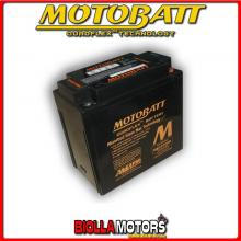 MBYZ16HD BATTERIA MOTOBATT YTX14-BS AGM E06041 YTX14BS MOTO SCOOTER QUAD CROSS