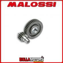 6711860 MALOSSI GILERA RUNNER ST 125 4T LC euro 3 SECONDARY GEAR HTQ z 16/42