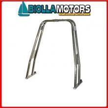 0610013 ROLLBAR D30 DOPPIO STD Rollbar Doppio Standard