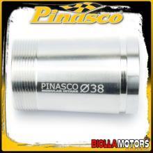 26530964 RACCORDO D.38MM X COLLETTORE ASPIRAZIONE CARTER PINASCO PIAGGIO VESPA ET3 125