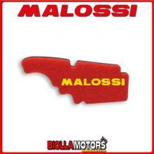 1414532 SPUGNA FILTRO RED SPONGE MALOSSI APRILIA MOJITO RY 125 4T (LEADER)