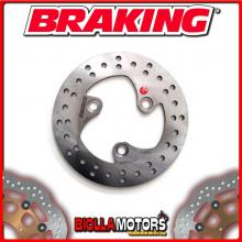 KM01FI REAR BRAKE DISC BRAKING PEUGEOT X RACE 50cc 2002-2005 FIXED