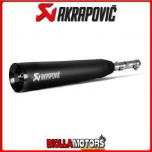 S-Y9SO3-HBBOSSBL/1 TERMINALE AKRAPOVIC STAR MOTORCYCLES BOLT 2014-2016 NERO -