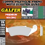 FD164G1651 PASTIGLIE FRENO GALFER PREMIUM ANTERIORI GAS GAS EC 300 SIX DAYS 11-