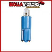 98337 LAMPA 24V KIT LAMPADE CRUSCOTTO LED 1 LED - (T3) - W2X4,6D - 5 PZ - D/BLISTER - BLU