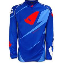 "MG04391C/L MAGLIA CROSS ENDURO UFO REVOLUTION ""MADE IN ITALY"" BLU TAGLIA L"