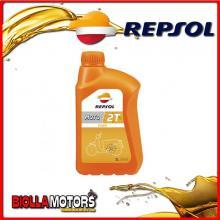 RP151X51 1 LITRO OLIO REPSOL MOTO TOWN 2T 1LT