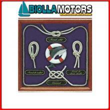 5808102 QUADRO RING BUOY< Quadro Marinaro SA