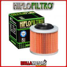 HF151 FILTRO OLIO BOMBARDIER DS650 2000- 650CC HIFLO