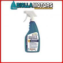 5731559 DETERGENTE CLEANER DEGRASSER SEA SAFE 65 Detergente Spray Star Brite 100% Sea Safe Cleaner & Degreaser