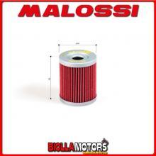 0313380 FILTRO OLIO MALOSSI SUZUKI BURGMAN AN 250 4T LC - -