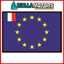 3401720 BANDIERA FRANCIA UE 20X30CM Bandiera Francia UE