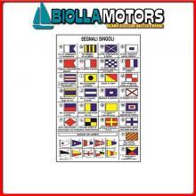 3419201 TABELLA ADESIVA CODICI INT+SIMB 160x240 Tabella Adesiva Codici Internazionali