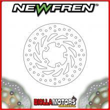 DF4015A DISCO FRENO ANTERIORE NEWFREN GILERA RUNNER 50cc 1996- FISSO