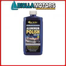 5731546 POLISH ALUMINUM 500ML 87616< Lucidante PTEF per Alluminio Star Brite Aluminum Polish