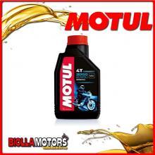 107318 1 litro OLIO MOTUL 3000 4T 20W50 MINERALE PER MOTORI 4T