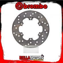 68B40738 DISCO FRENO ANTERIORE BREMBO PIAGGIO LIBERTY 1997-2011 50CC FISSO