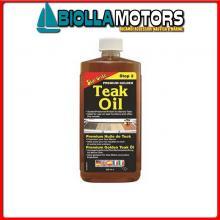5735206 OLIO TEAK GOLD 3,8 LT Star Brite Premium Golden OLIO TEAK