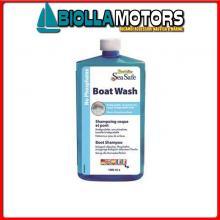 5731509 DETERGENTE BOAT WASH SEA SAFE 1 LT< Detergente Star Brite 100% Sea Safe Boat Wash