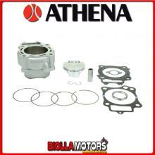 P400210100049 GRUPPO TERMICO 250 cc 76,80mm standard bore ATHENA HONDA CRF 250 R 2014-2015 250CC -