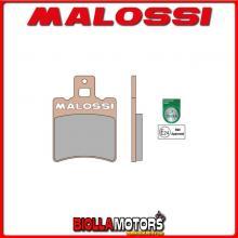 6215008 PASTIGLIE FRENO MALOSSI SINTERIZZATE ANTERIORI APRILIA SR 50 2T 1994->