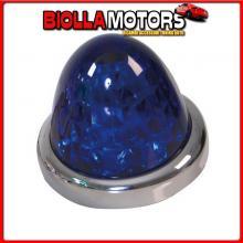 98162 LAMPA TOP LIGHT, FARETTO 9 LED, 24V - BLU