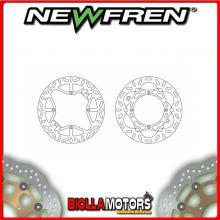 DF5081AF DISCO FRENO ANTERIORE NEWFREN HUSQVARNA CR 125cc 2004- FLOTTANTE
