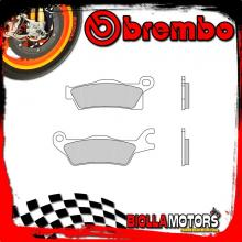 07GR27SD PASTIGLIE FRENO ANTERIORE BREMBO BOMBARDIER-CAN AM OUTLANDER LEFT 2015- 450CC [SD - OFF ROAD]