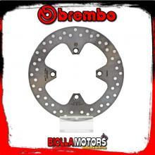 68B407A4 DISCO FRENO POSTERIORE BREMBO TRIUMPH BONNEVILLE 2001-2006 800CC FISSO