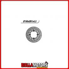 6599282 DISCO FRENO POSTERIORE NG BOMBARDIER-CAN AM DS, DS Baja, DS X 650CC 2001 9282 1961008144