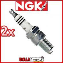 2 CANDELE NGK BR8EIX FANTIC K-Roo 250CC - BR8EIX
