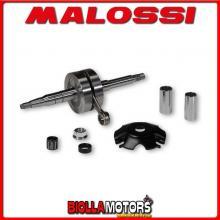 5315973 ALBERO MOTORE MALOSSI MHR MBK NITRO 50 2T LC BIELLA 85 - SP. D. 12-13 CORSA 39,3 MM -