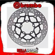78B40869 DISCO FRENO ANTERIORE BREMBO TRIUMPH STREET TRIPLE 2013- 675CC FLOTTANTE
