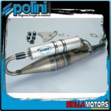 200.0246 MARMITTA SCARICO POLINI EVO BENELLI 491 50 GT, ST