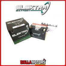 246610210 BATTERIA ELEKTRA YTZ14S-BS SIGILLATA CON ACIDO YTZ14SBS MOTO SCOOTER QUAD CROSS
