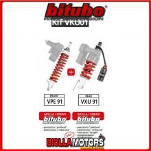 BW042VKU01 KIT MONO ANTERIORE + POSTERIORE BITUBO BMW R 1200 GS ADV 2005-2012