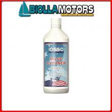 5732951 BILGE CLEANER IOSSO 4L Detergente per Sentine Iosso Bilge Cleaner