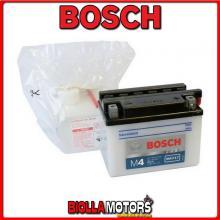 YB4L-B BATTERIA BOSCH 12V 4AH PIAGGIO NRG MC3 50 2003- 0092M4F170 YB4LB