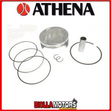 S4F10000007A PISTONE FORGIATO 99,95 - Rev.dome-Low c.-Kit Athena ATHENA HONDA CRF 450 X 2005-2014 450CC -