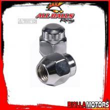 85-1253 KIT DADI RUOTE POSTERIORI Honda TRX450R 450cc 2004-2009 ALL BALLS